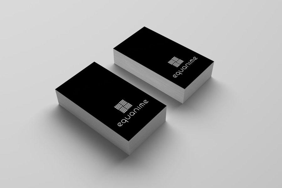 Agence de communication – Graphiste – Genève – Lausanne – Logo – Equanime