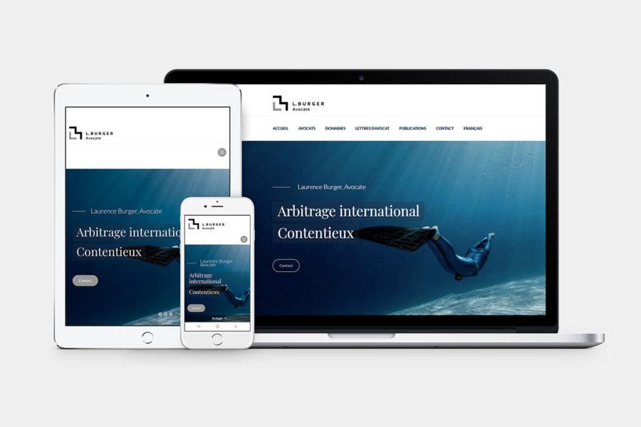 Agence de communication – Graphiste – Genève – Lausanne – Webdesign – Laurence Burger