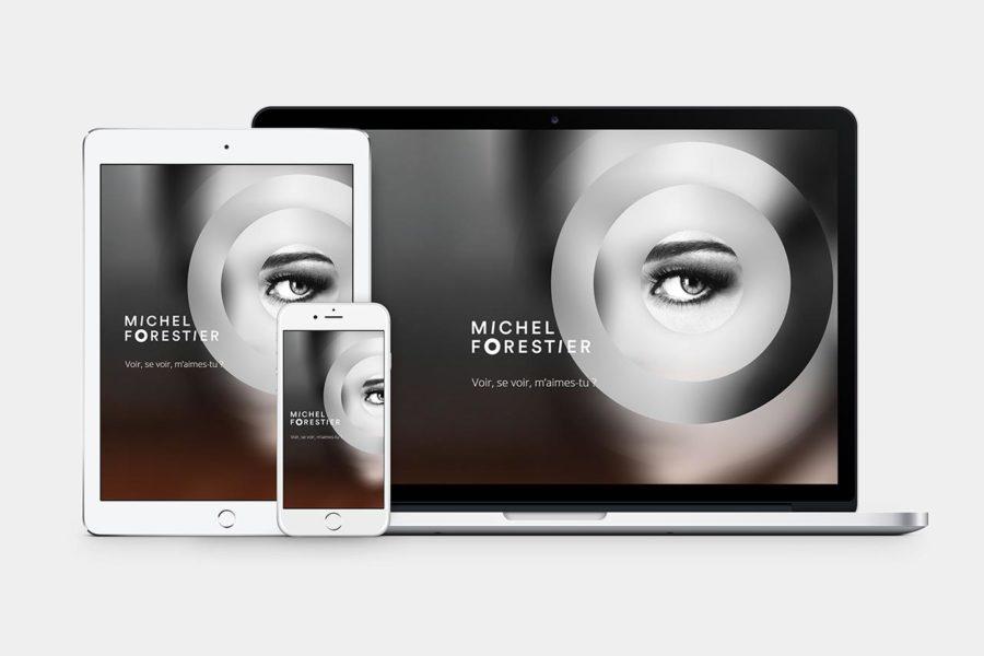Agence de communication – Graphiste – Genève – Lausanne – Webdesign – Michel Forestier