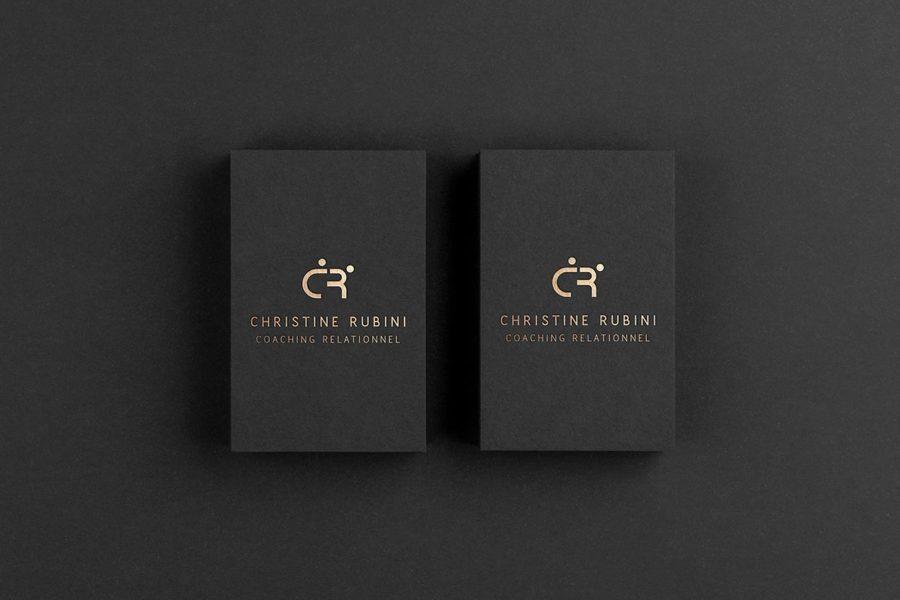 Agence de communication – Graphiste – Genève – Lausanne – Logo – Christine Rubini